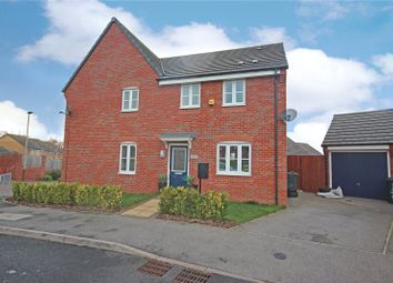 Thumbnail 3 bed semi-detached house for sale in Aldfield Green, Hamilton, Leicester