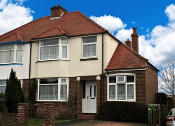 Thumbnail 3 bed semi-detached house for sale in Walton Gardens, Folkestone, Kent