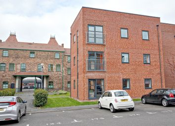 Thumbnail 2 bed flat for sale in Hartley Court, Cliffe Vale, Stoke-On-Trent