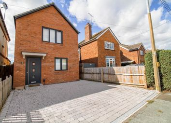 Thumbnail 3 bed detached house for sale in Addington Road, Trimley St. Mary, Felixstowe