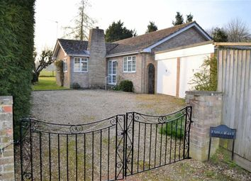Thumbnail 3 bed detached bungalow for sale in Shop Lane, Leckhampstead, Berkshire