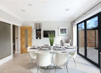 Thumbnail 4 bed detached house for sale in East End Road, East Finchley, London