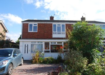 Thumbnail 3 bed semi-detached house to rent in Vaughan Avenue, Tonbridge