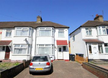 Thumbnail 3 bed end terrace house to rent in Autumn Close, Enfield, Greater London
