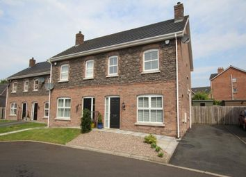 Thumbnail 3 bedroom semi-detached house for sale in Victoria Bridge, Newtownabbey