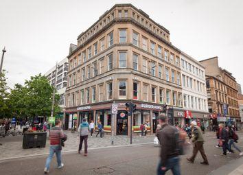 Thumbnail Retail premises for sale in Sauchiehall Street & Renfield Street, Glasgow