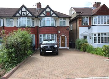 Thumbnail 3 bed end terrace house for sale in Hampden Way, Southgate
