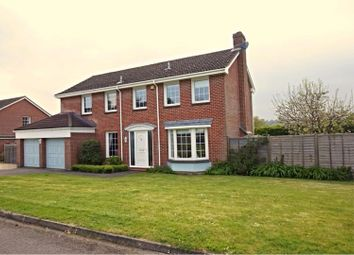Thumbnail 4 bed detached house for sale in Laverstock Park West, Salisbury