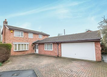 Thumbnail 4 bed detached house to rent in Greenacres, Fulwood, Preston