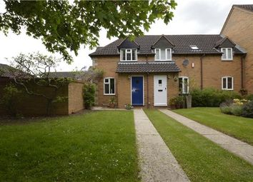 Thumbnail 2 bed end terrace house for sale in Clematis Court, Bishops Cleeve, Cheltenham, Gloucestershire