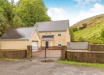 Thumbnail 5 bed detached house for sale in Davids Court, Pontycymer, Bridgend