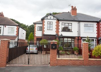 Thumbnail 3 bedroom semi-detached house for sale in Plantation Avenue, Leeds