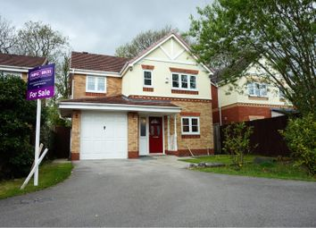 Thumbnail 4 bed detached house for sale in Kelburn Grove, Liverpool