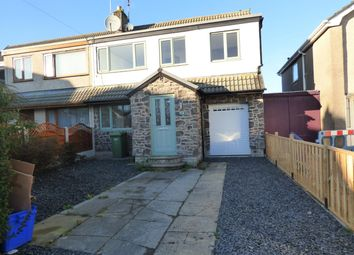 Thumbnail 4 bed semi-detached house for sale in Boarbank Road, Ulverston, Cumbria