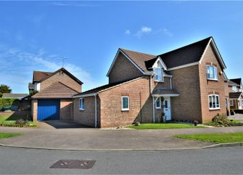 Thumbnail 4 bed detached house for sale in Dundee Drive, Stamford