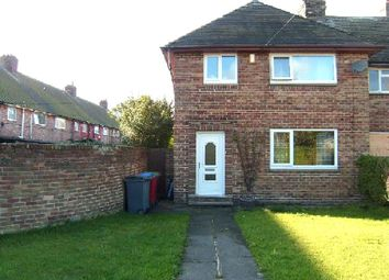 Thumbnail 3 bed end terrace house for sale in Crummock Place, Blackpool