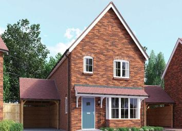 Thumbnail 3 bed detached house for sale in Crockford Lane, Basingstoke