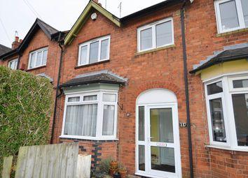 Thumbnail 3 bedroom terraced house for sale in Kings Road, Kings Heath, Birmingham