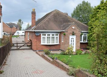 Thumbnail 3 bed bungalow for sale in Ashby Road, Woodville, Swadlincote