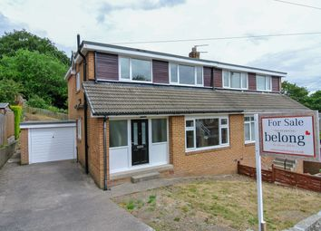 Thumbnail 3 bed semi-detached house for sale in Southlands Drive, Fixby, Huddersfield
