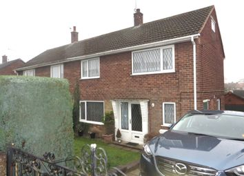 Thumbnail 3 bed semi-detached house for sale in Lansbury Road, Bilsthorpe, Newark