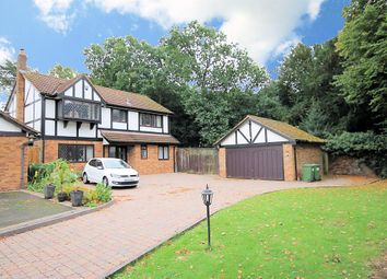Thumbnail 4 bed detached house for sale in Belvoir, Dosthill, Tamworth