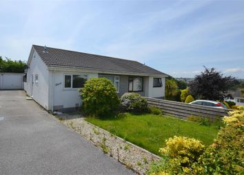 Thumbnail 2 bedroom semi-detached bungalow for sale in Trecarne Close, Truro
