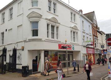 Thumbnail Land for sale in High Street, Barnstaple