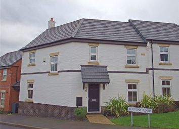 Thumbnail 3 bed semi-detached house to rent in Burtons Road, Rothley, Leicester, Leicestershire