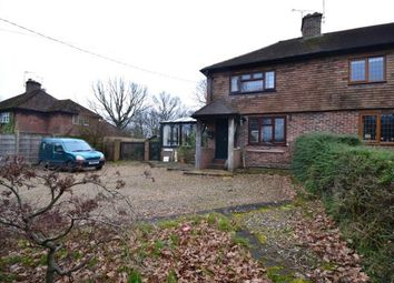 Thumbnail 2 bed semi-detached house for sale in Sheepstreet Lane, Etchingham, East Sussex