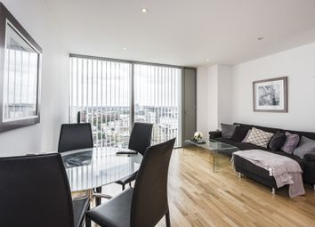 Thumbnail 1 bedroom flat for sale in The Landmark, Canary Wharf