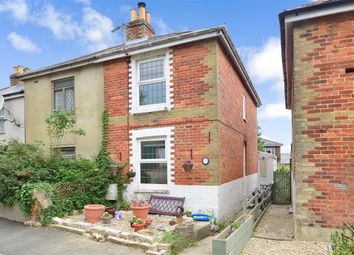 Thumbnail 2 bed semi-detached house for sale in Lower Highland Road, Ryde, Isle Of Wight