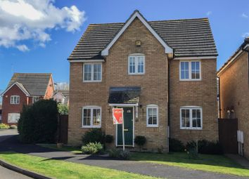 Thumbnail 4 bedroom detached house for sale in Foreman Way, Crowland, Peterborough