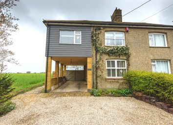 Thumbnail 3 bedroom semi-detached house for sale in Southend Road, Great Wakering, Southend-On-Sea