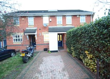Thumbnail 2 bed terraced house for sale in Fletcher Close, Beckton, London