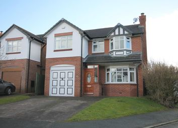 Thumbnail 4 bed detached house for sale in Knightswood, Beaumont Chase, Bolton