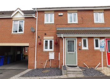 Thumbnail 3 bed terraced house for sale in Dewberry Gardens, Forest Town, Mansfield
