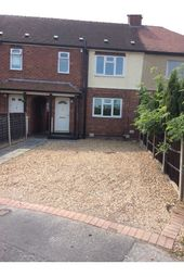 Thumbnail 3 bed terraced house to rent in Cranage Crescent, Wellington, Telford