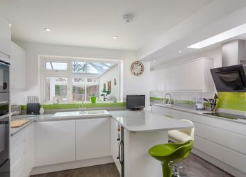 Thumbnail Link-detached house for sale in Lindum Place, St Albans