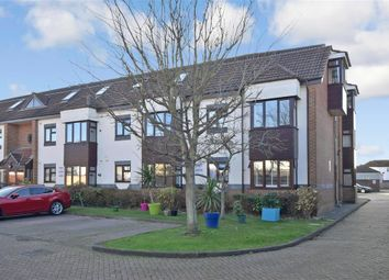 Thumbnail 3 bed flat for sale in Pedam Close, Southsea, Hampshire