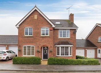Thumbnail 5 bed detached house for sale in Tiverton Crescent, Kingsmead