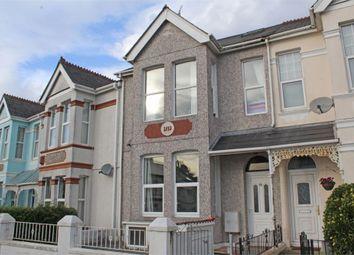 Thumbnail 1 bedroom flat for sale in Elphinstone Road, Plymouth, Devon