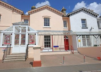 Thumbnail 4 bed terraced house to rent in Bishops Place, Paignton