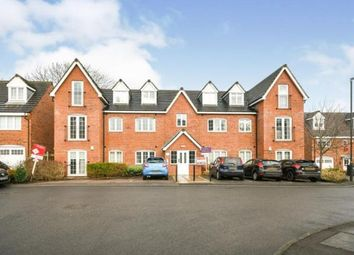 Thumbnail 2 bed flat for sale in Princeton House, Old Pheasant Court, Chesterfield, Derbyshire