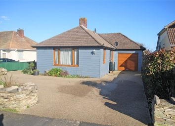 Keysworth Avenue, Barton On Sea, New Milton BH25. 3 bed bungalow for sale