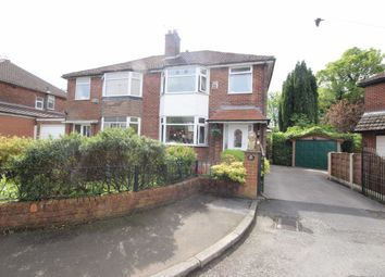 Thumbnail 3 bedroom semi-detached house for sale in The Nook, Eccles, Manchester