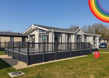 Thumbnail 2 bed lodge for sale in Broadway Lane, South Cerney, Cirencester