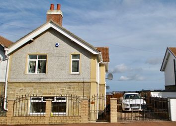 Thumbnail 3 bed semi-detached house for sale in Highfield Road, Gateshead