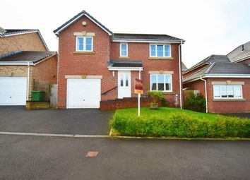 Thumbnail 4 bed detached house for sale in Ffordd Y Dolau, Llanharan, Pontyclun