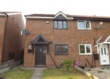 Thumbnail 2 bed property to rent in Crow Lane West, Newton-Le-Willows